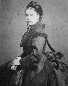 Miss Mary Prickett the governess