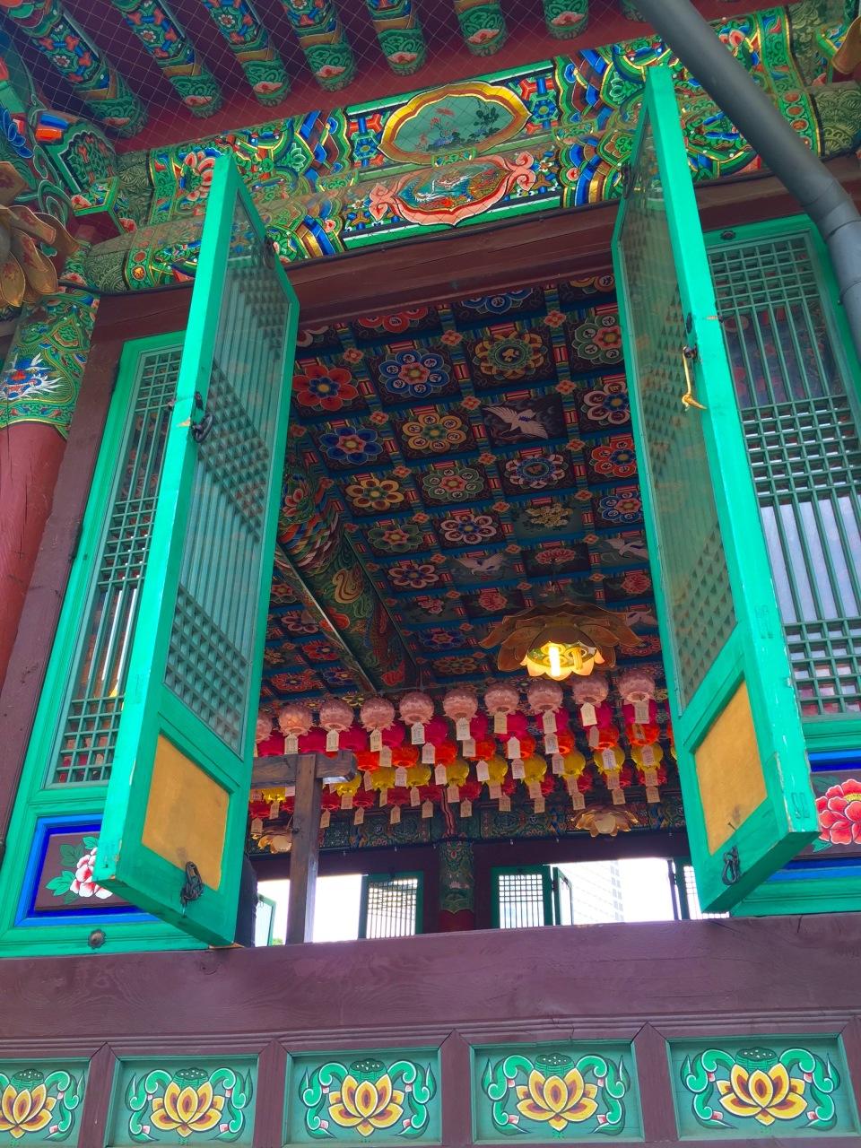 Bongeunsa Temple Seoul Korea 6