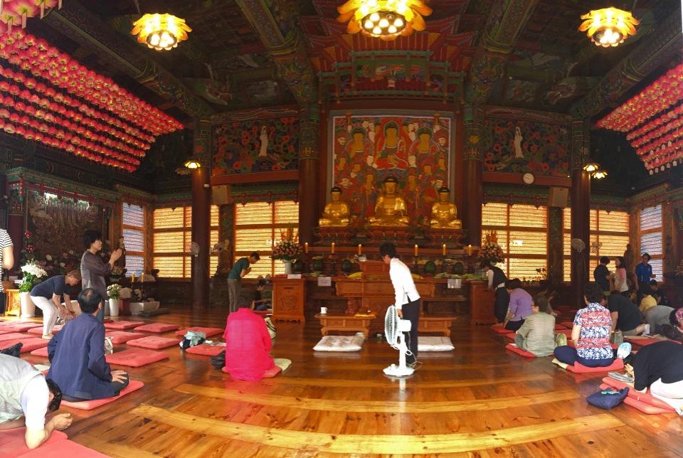 Bongeunsa Temple3